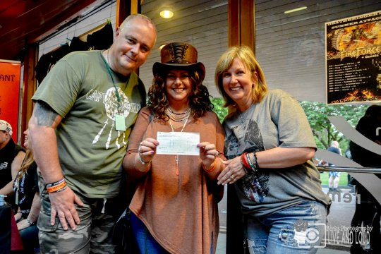 Ian & Wendy Ian\'s Chain Donation