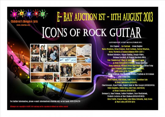 Icons Of Rock Poster 1